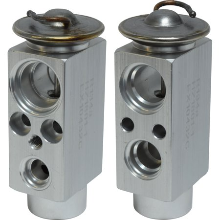 A/C Expansion Valve -- Block Expansion Valve