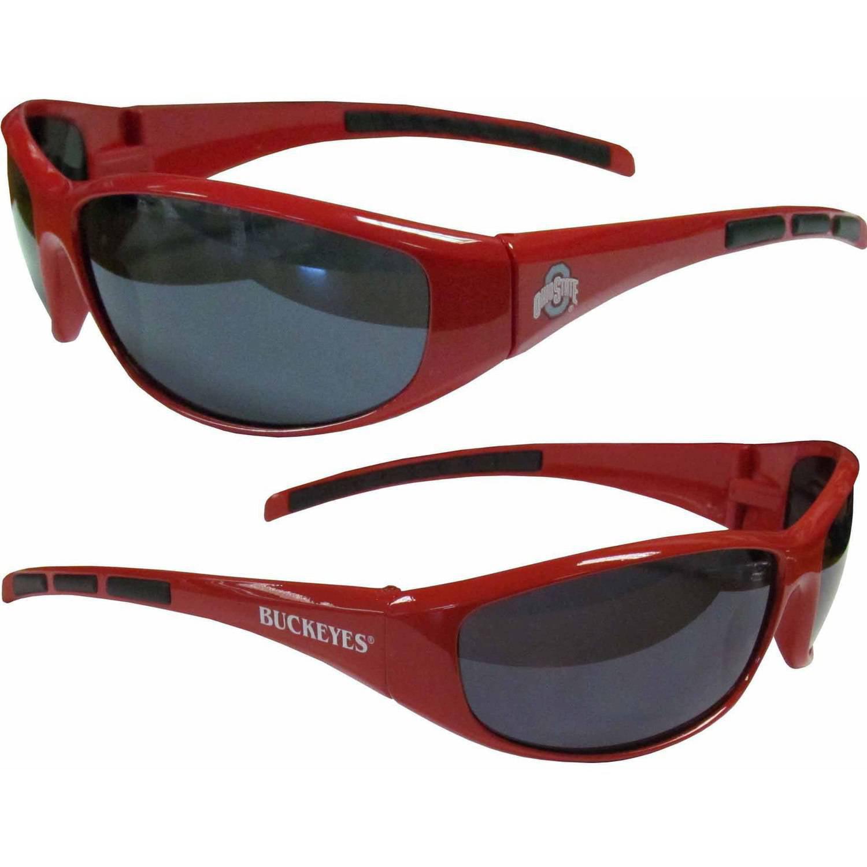 NCAA Ohio State Wrap Sunglasses