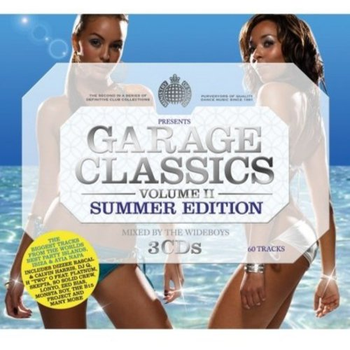 Garage Classics 2 Mixed By The Wideboys