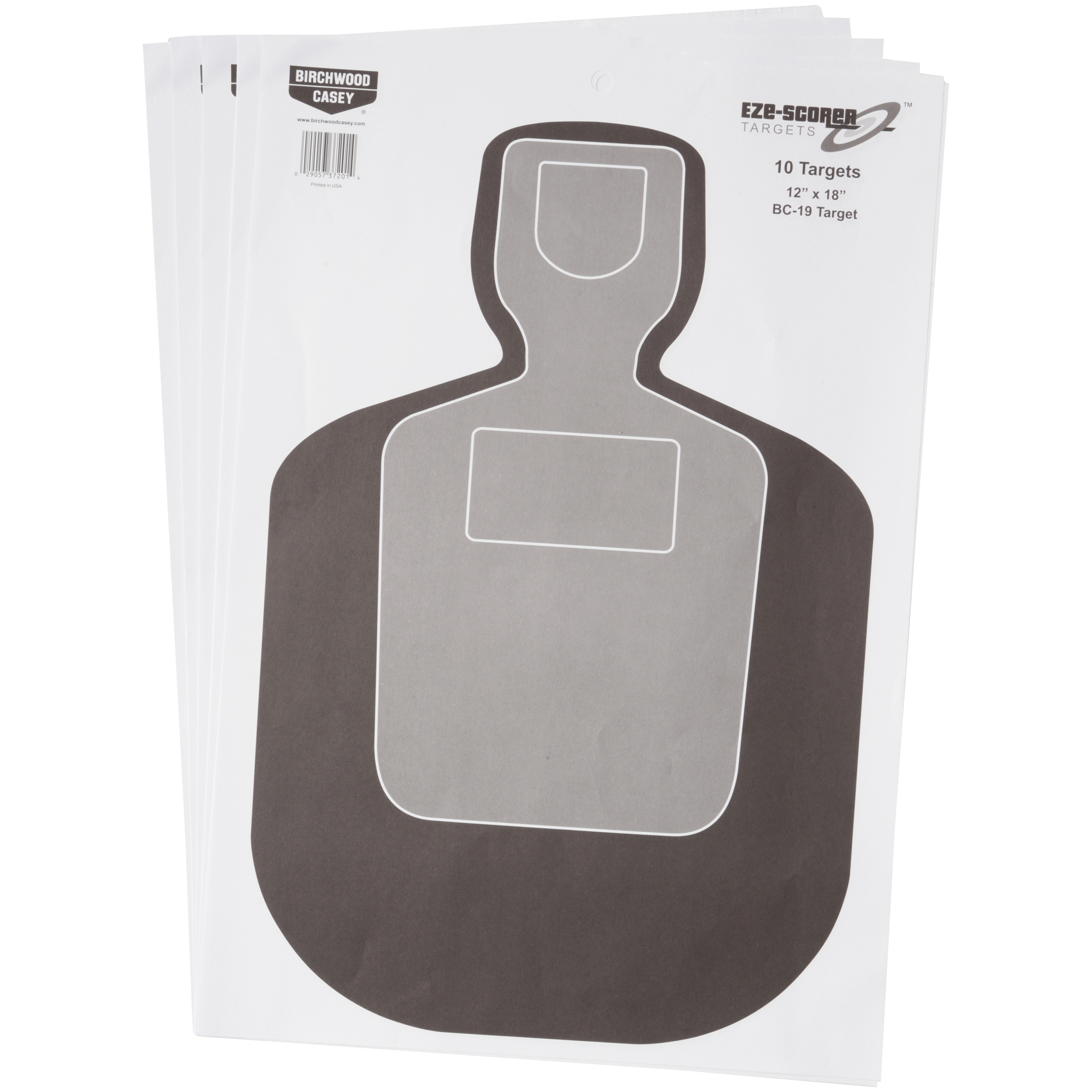 Eze-Scorer™ BC-19 Targets 10 ct Package