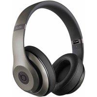 Beats MHAK2AM/A Over-Ear Wireless Bluetooth Headphones (Gray)