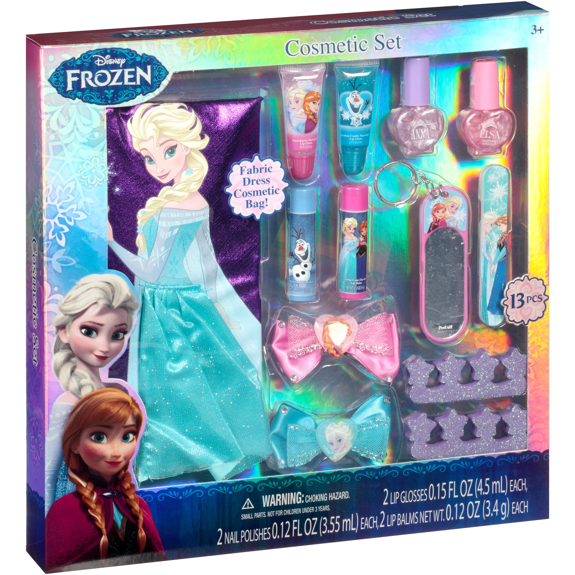 Disney Frozen Cosmetic Set, 13 pc
