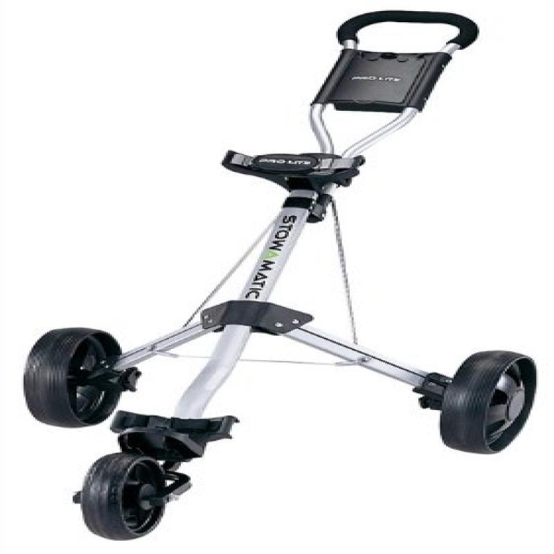 Stowamatic PRO LITE Aluminum 3 Wheel Golf Cart [Misc.]