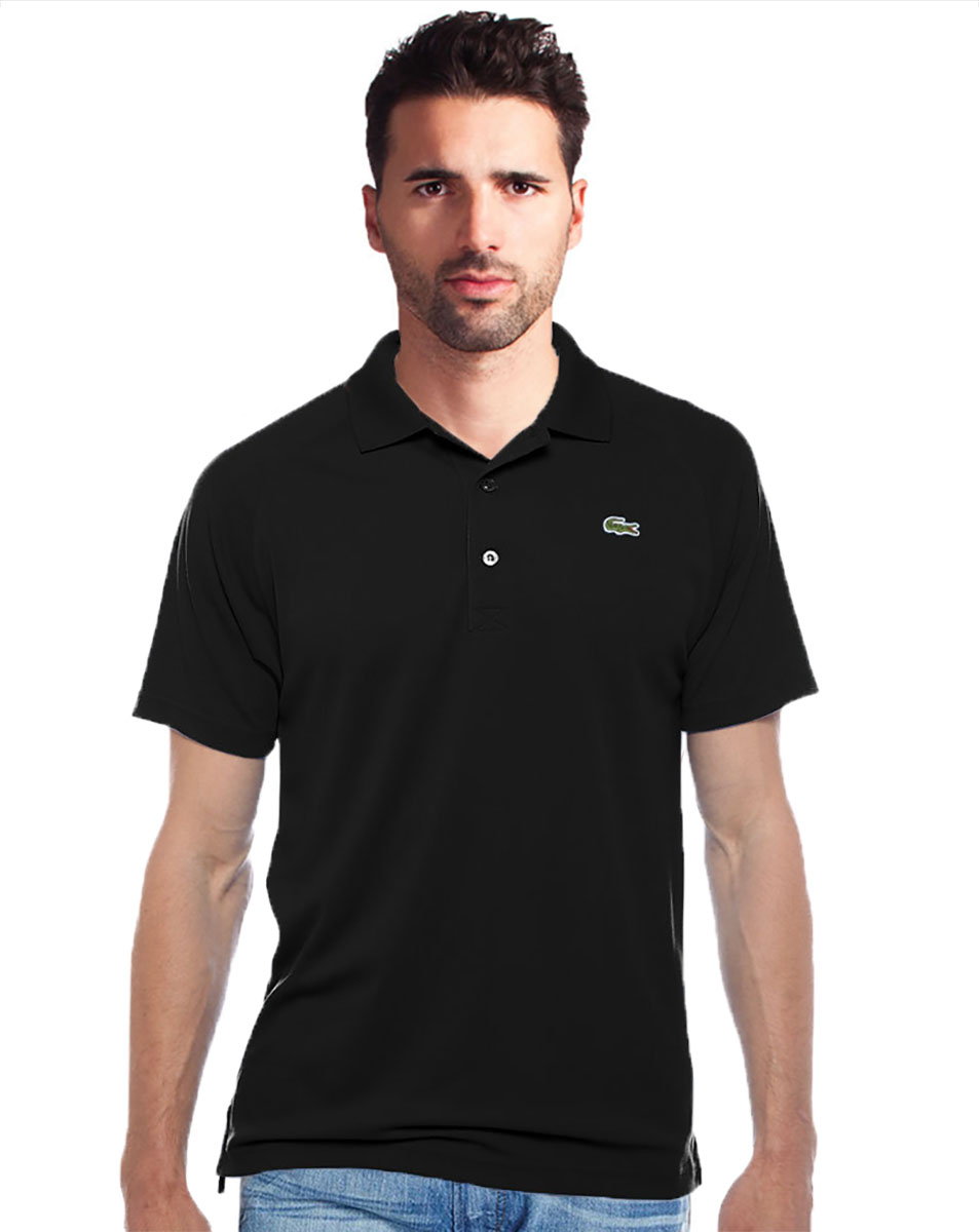Lacoste Lacoste Mens Short Sleeve Super Dry Performance Polo