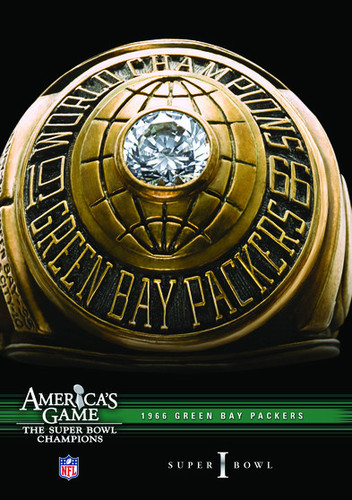 NFL America's Game: Green Bay Packers Super Bowl I (DVD) by CINEDIGM