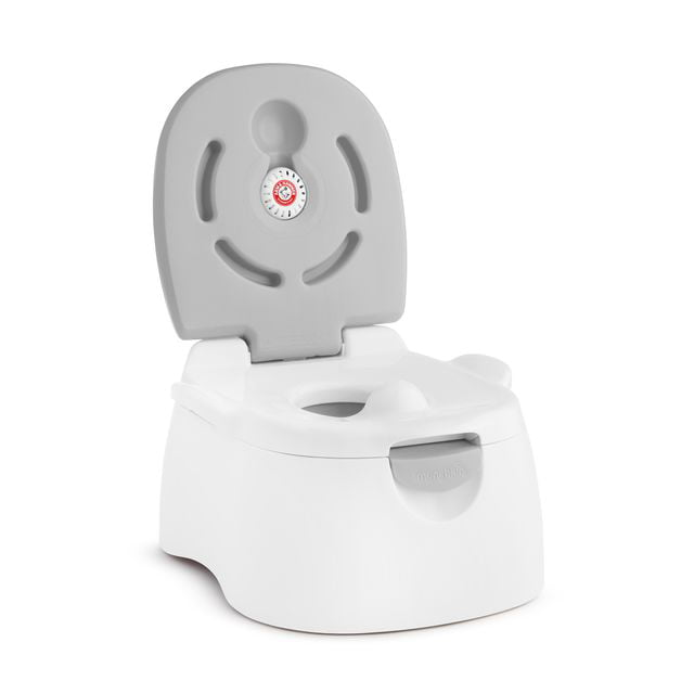 Click here to buy Munchkin Multi-Stage Toilet Trainer, 1.0 CT by Munchkin.