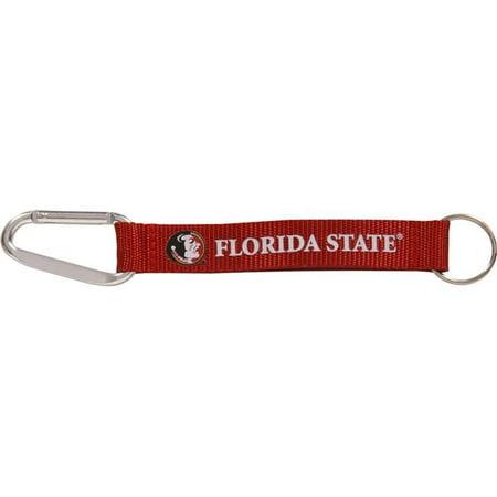 Florida Gators Ncaa Key Ring - Hillman Group 712409 Bucket Carabiner NCAA Key Ring - Florida State -  24 Piece