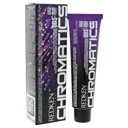 Chromatics Prismatic Hair Color 6M (6.8) - Mocha/Moka by Redken for Unisex - 2 oz Hair - 20s Hair