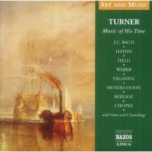 Turner: Music Of His Time / Various