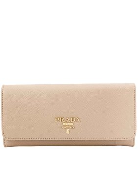 b35212acaacc Product Image Prada Leather Wallet- Powder Pink