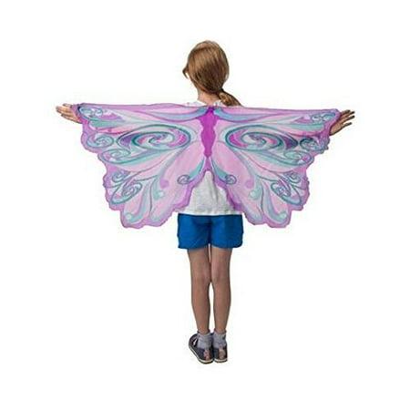 Wings Fairy Rainbow Blue