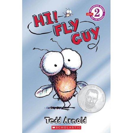 Scholastic Reader Level 2: Hi! Fly Guy (Paperback) Scholastic Little Leveled Readers