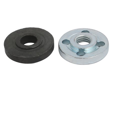 Electrical Inner Outer Flange Nut Spare Parts for Bosch GWS6-100 Angle Grinder - image 3 of 4