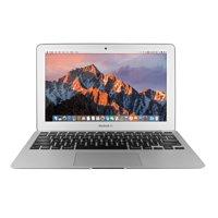 "Apple MacBook Air 11.6"" Laptop 1.6 GHz Intel Core i5, 128GB, Silver -MJVM2LL/A (Refurbished)"