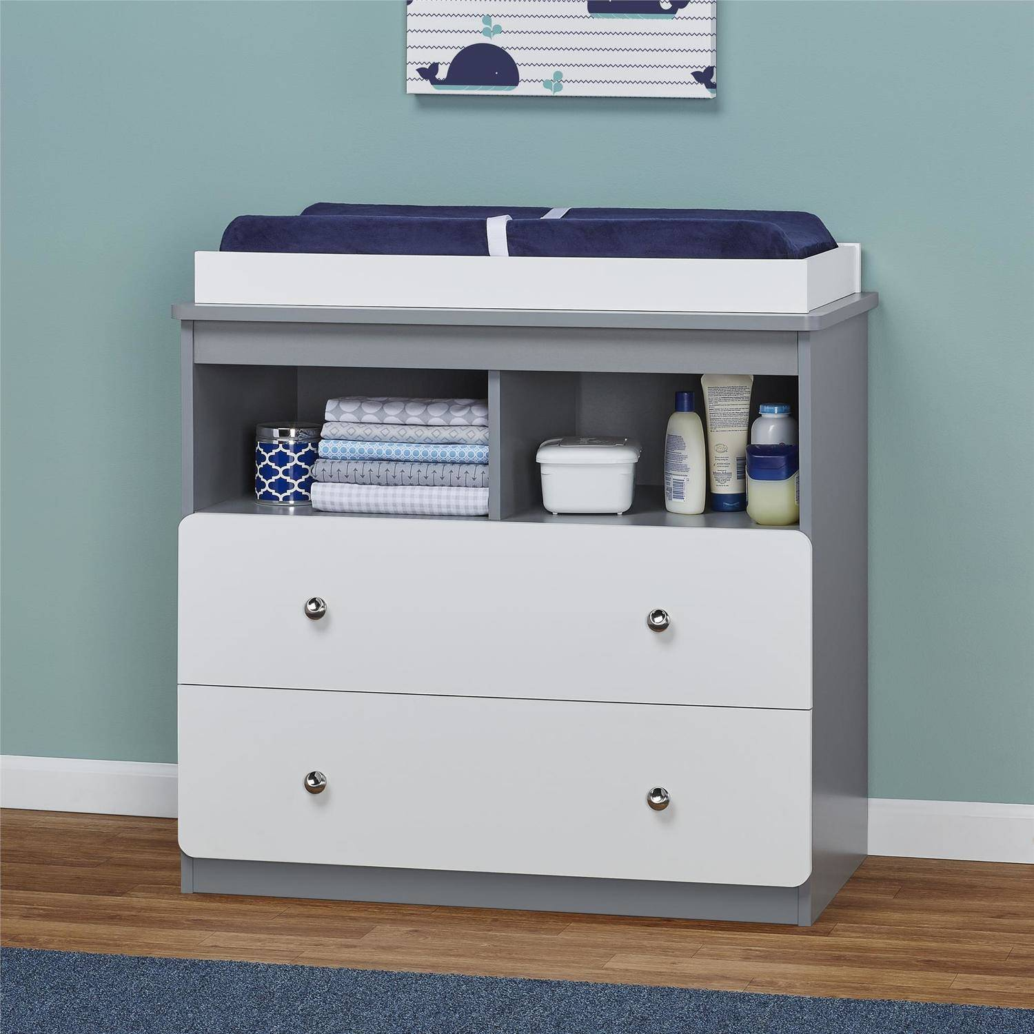 Cosco Willow Lake Changing Table, Multiple Colors   Walmart.com