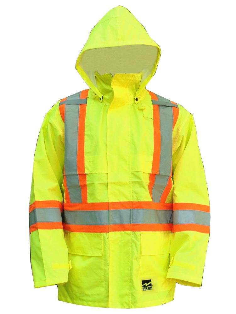 Big Men's Hi-Vis 150D Light Jacket