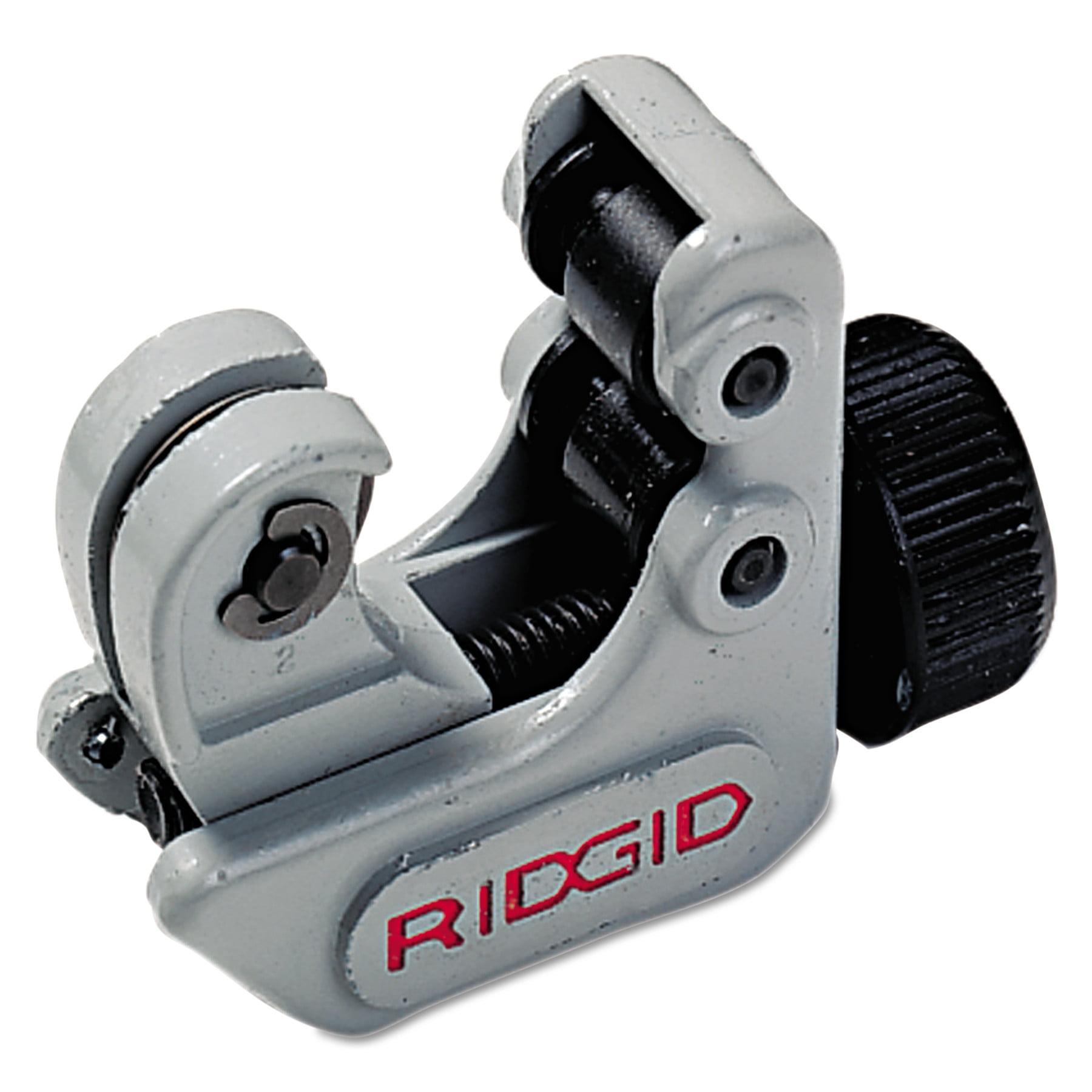 "RIDGID Model 103 Close Quarters Tubing Cutter, 1 1 2"" Tool Length, 1 8 5 8"" Cut... by EMERSON"