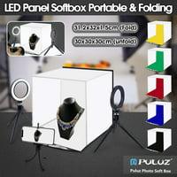 Portable Light Camera Photo Studio Photography Lighting Tent Kit Mini Box 12''