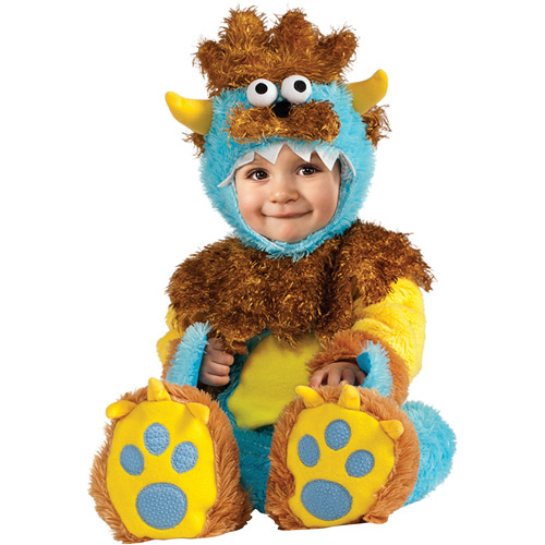 Blue Teeny Meanie Infant Halloween Costume