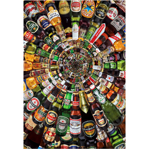 Educa Beer Tunnel Jigsaw Puzzle, 1,500 Pieces