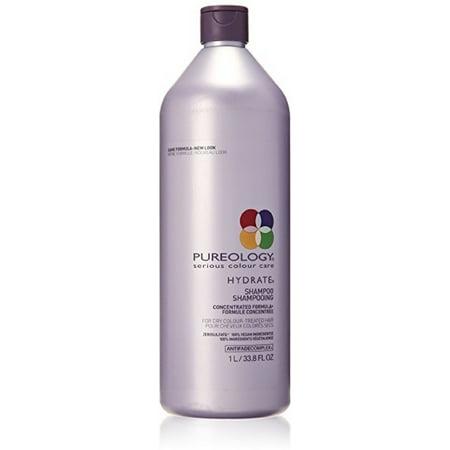Pureology Hydrate Shampoo, 33.8 oz - Kerastase Hydrating Shampoo