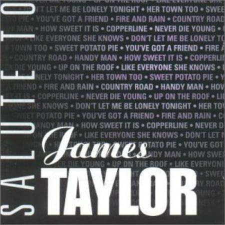 Salute to James Taylor (CD)