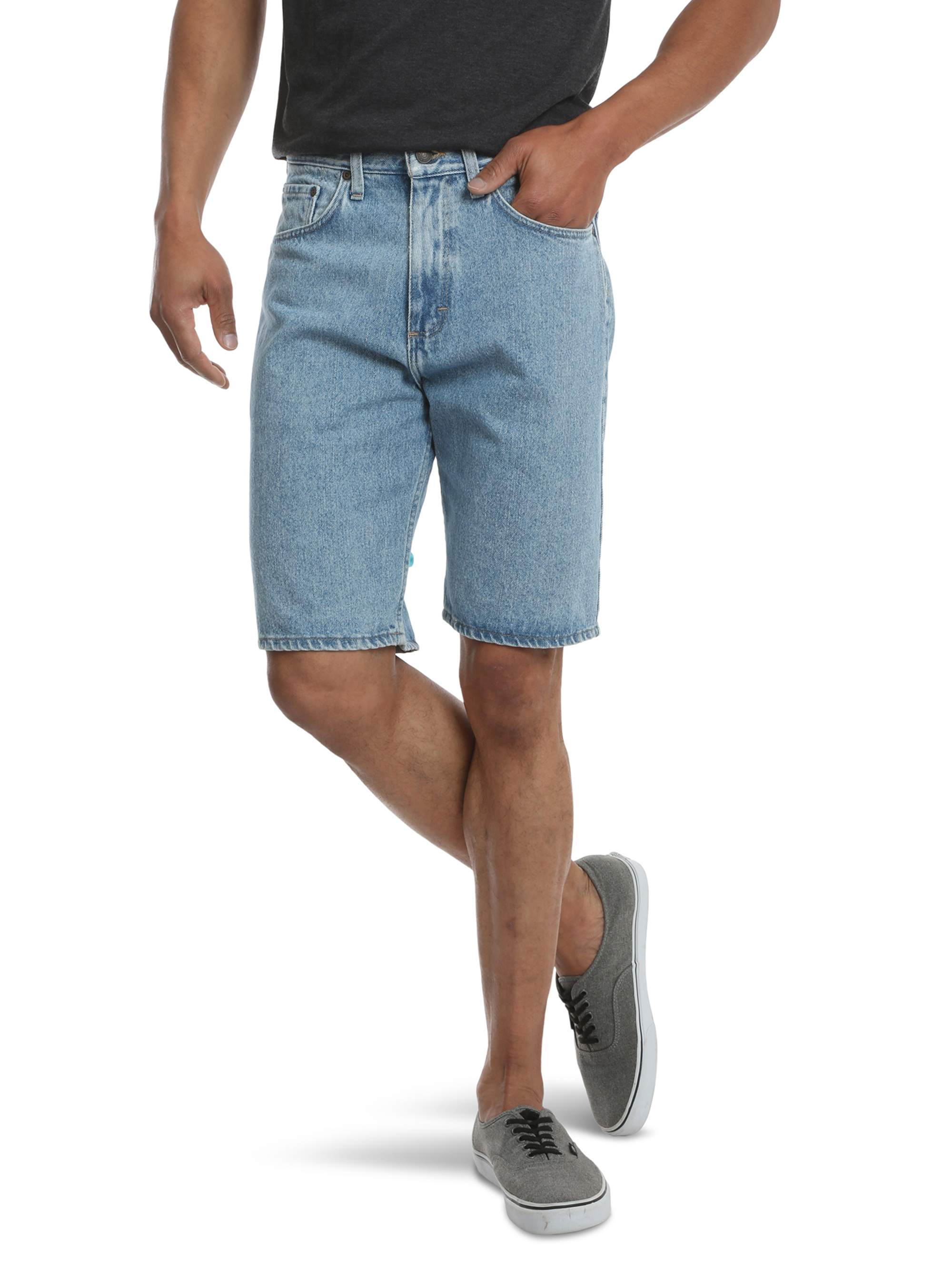 Wrangler Men's 5 Pocket Denim Short