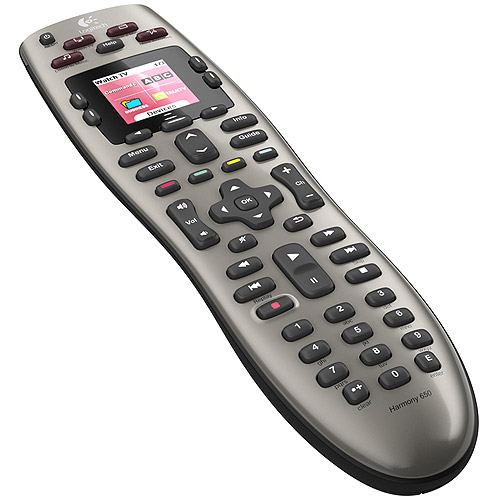 Harmony 650 Remote Control by Logitech