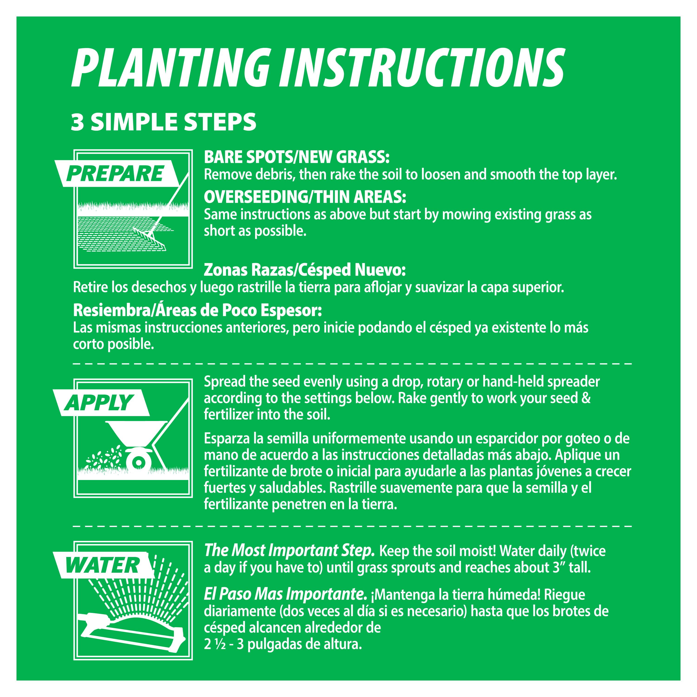 f0e516e46 Pennington Ultimate Plus Grass Seed Plus Fertilizer Sun and Shade Mix  1 lb  - Walmart.com