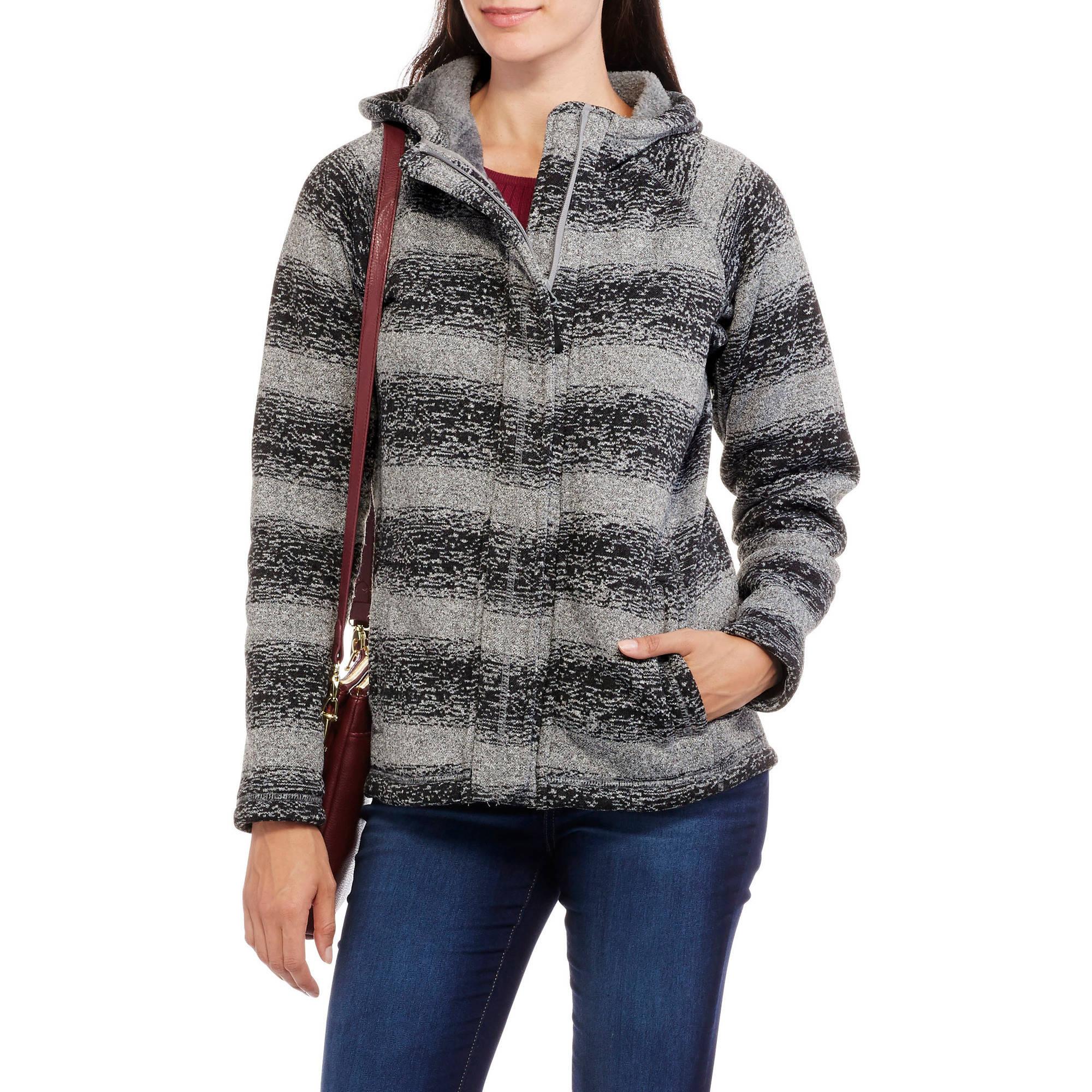 Iceburg Women's Snowboarding Sweater Fleece Hoodie