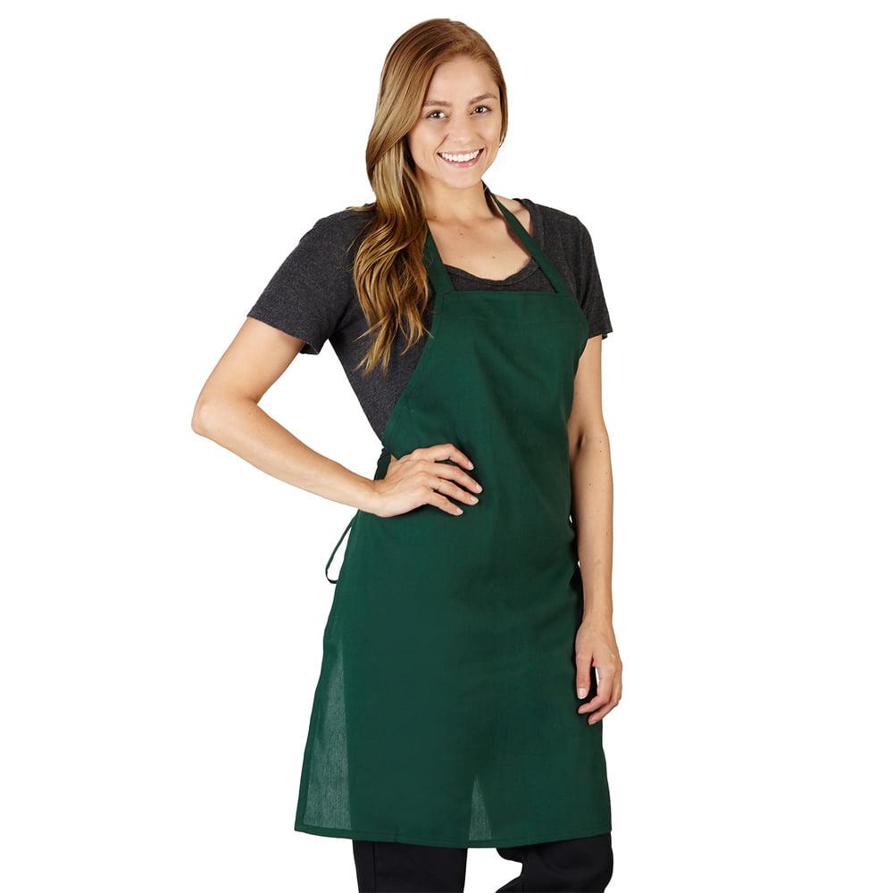 Natural Uniforms 2PK Commercial Bib Apron