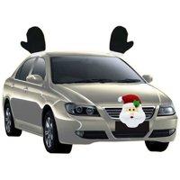 Holiday Time Christmas Decor Santa Car Costume