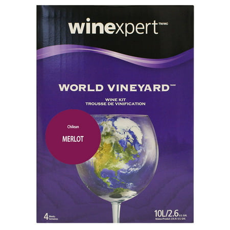 - Chilean Merlot (World Vineyard)