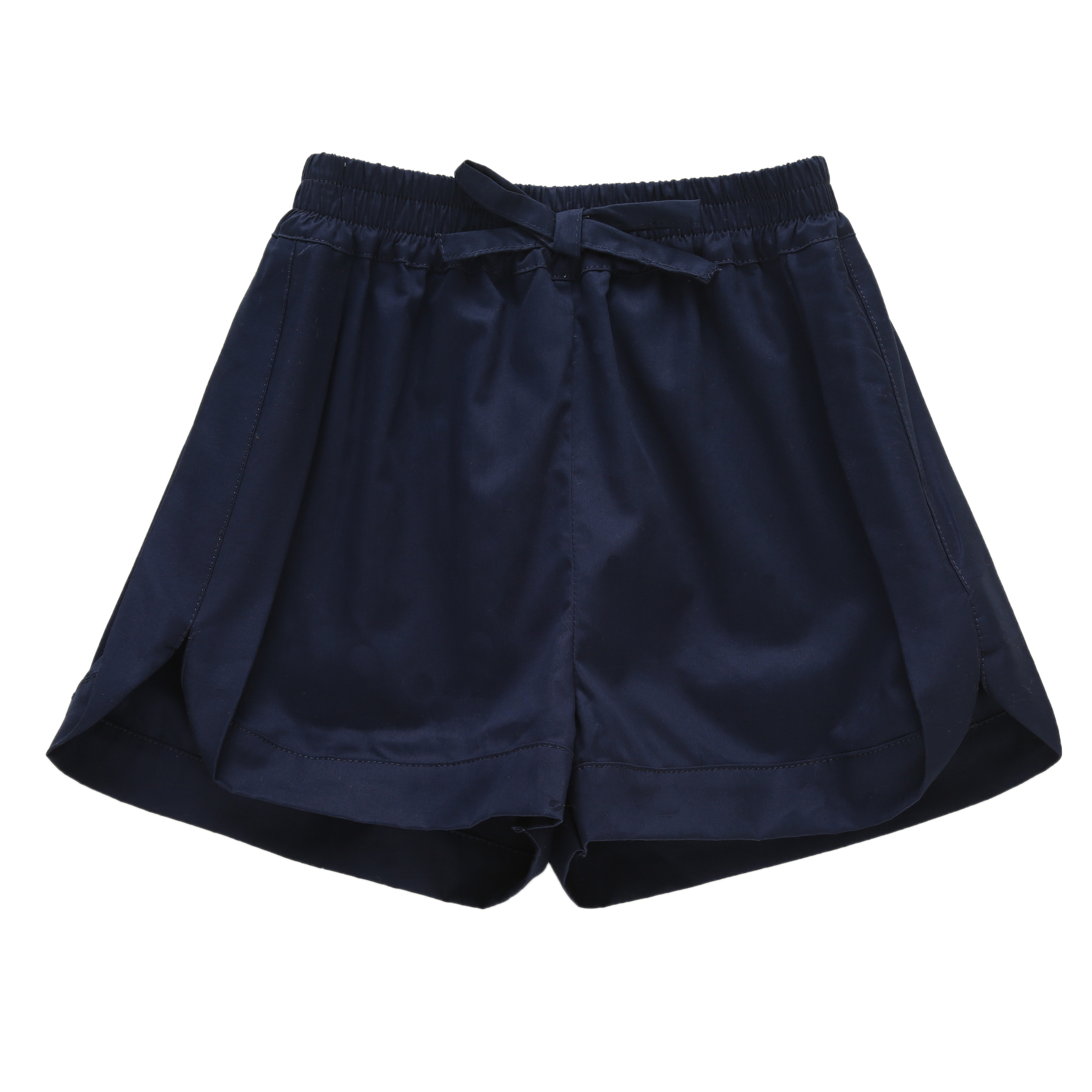 Richie House Girls' Summer shorts with Bow RH2288