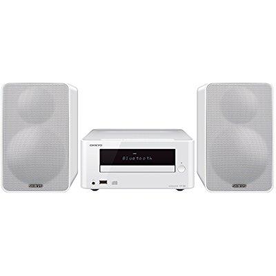 Onkyo cs-265(w) cd hi-fi mini system with bluetooth