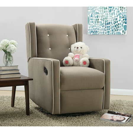Baby Relax Mikayla Swivel Gliding Recliner Choose Your