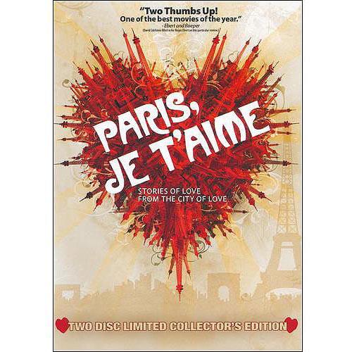 Paris, Je T'aime (Paris, I Love You) (Limited Edition)