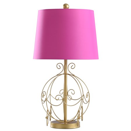 Carriage Lamp (Golden Princess Carriage Table)