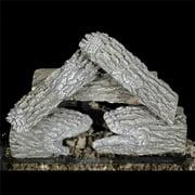 HearthDistribution GF-SO-18 Split Oak 18in Glo-Fire Gas Logs