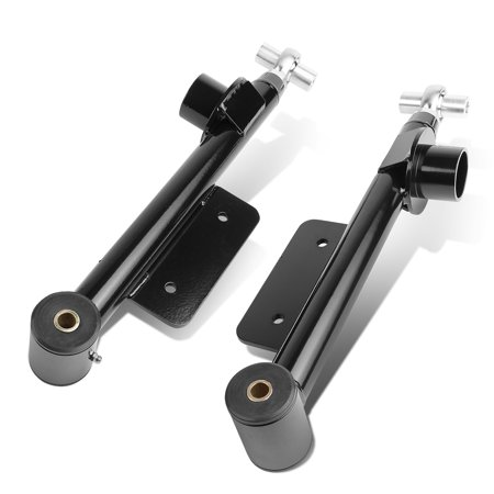 For 1979 to 1998 Ford Mustang Pair Adjustment Heavy Duty DOM Steel Rear Suspenstion Lower Control Arms Left + Right 80 81 82 83 84 85 86 87 88 89 90 91 92 93 94 95 96