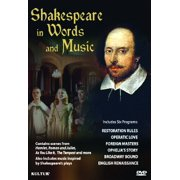 Shakespeare in Words and Music by KULTUR VIDEO
