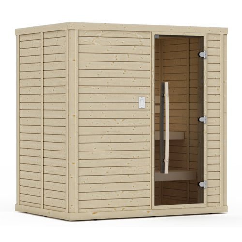 Premium Saunas Vivo 2 Person FAR Infrared Sauna