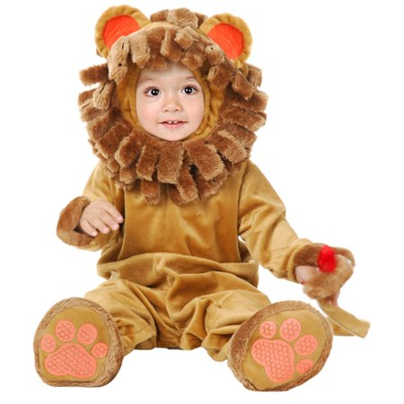 Little Lion Infant Toddler Halloween Costume](Lion Halloween Costume Infant)