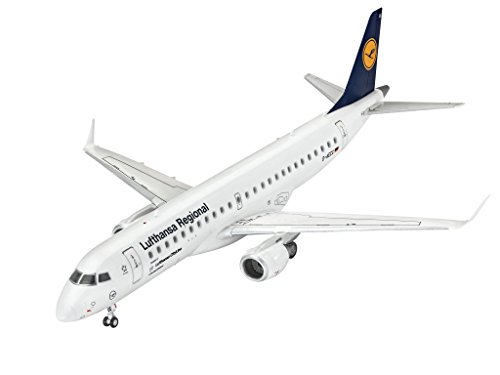 Revell of Germany Embracer 190 Lufthansa Model and Kits by Revell