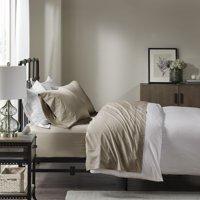 Comfort Classics Peached Percale 100% Cotton Sheet Set
