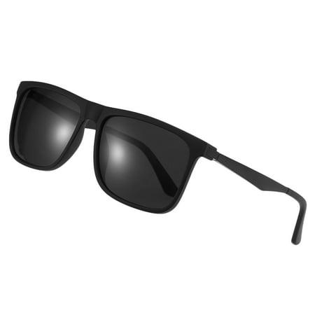 UV400 Protective Sunglasses Polarized Lens Sun Glasses Men Women Cycling Camping Traveling (Where To Buy Sun Glasses)