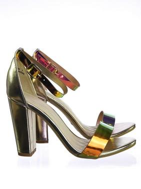 c3c8bf4e0d99 Gold Bamboo Womens Sandals - Walmart.com