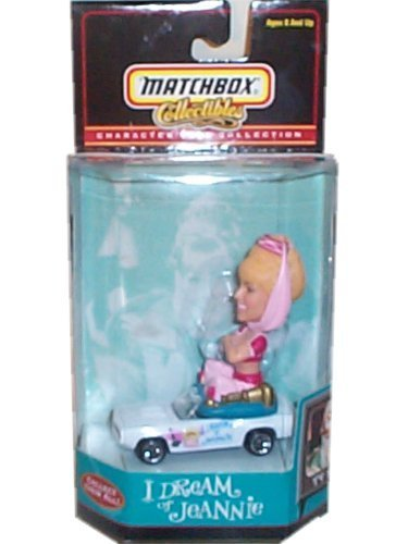 I Dream of Jeannie: Jeannie (Barbara Eden) Collectibles Character Car Collection TV Series, Matchbox... by