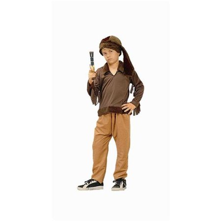 Frontier Boy Costume - Size Child-Small](Frontier Costumes)