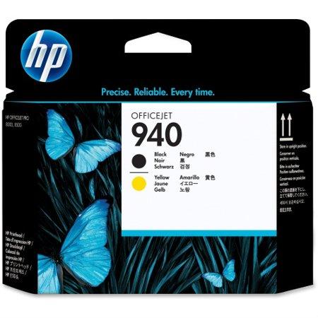 - HP 940 - Black, yellow - printhead HP 940 Black - Yellow Printhead - Black, Yellow - Inkjet - 1 Each